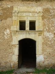 Château de la Possonnière, dit aussi Château de Ronsard - Français:   demeure de Ronsard Porte