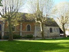 Eglise Saint-Martin -  Église Saint-Martin de Souvigny-en-Sologne