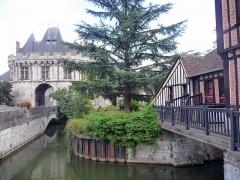 Ancienne porte Saint-Georges -  Porte Saint-Georges (Vendôme)