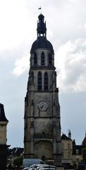 Tour Saint-Martin - Deutsch: St. Martin-Turm, Vendôme, Département Loir-et-Cher, Region Zentrum-Loiretal, Frankreich