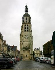 Tour Saint-Martin - Deutsch: Abbaye de la Trinité de Vendôme