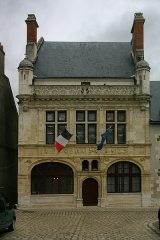 Hôtel de ville - Deutsch: Beaugency, Loire