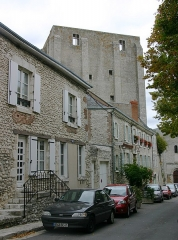 Donjon quadrangulaire, dit Tour de César - Deutsch: Beaugency, Loire