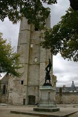Tour Saint-Firmin - Deutsch: Beaugency, Loire