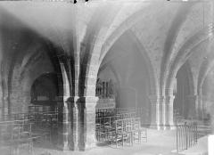 Eglise Saint-Martin et crypte -