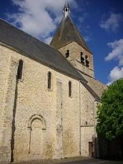 Eglise Notre-Dame - Église Notre-Dame de Bellegarde (Loiret, France)