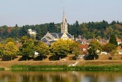 Eglise Saint-Etienne - Deutsch: Kirche Saint-Étienne in Briare