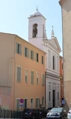Chapelle Saint-Erasme ou Sant'Erasmu - Deutsch: Kirche St Erasme in Ajaccio