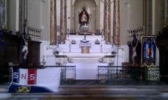 Chapelle Saint-Erasme ou Sant'Erasmu - English: Church of San'Teramu in Ajaccio (Corsica)