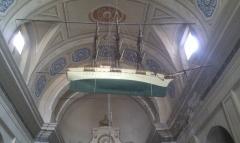 Chapelle Saint-Erasme ou Sant'Erasmu -  Church of Sant'Eramu in Ajaccio (Corsica)