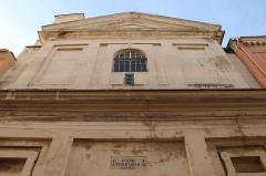 Chapelle Saint-Erasme ou Sant'Erasmu -  Église des Marins