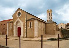 Eglise Saint-Dominique - English: Bonifacio, Corsica