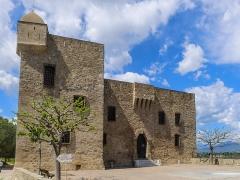Fort Matra -  Fort de Matra
