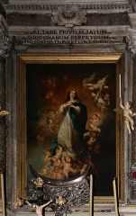 Eglise de la Conception - English: Église de la Conception de Bastia