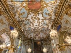 Eglise Sainte-Croix - Corsu: Decoru di stile