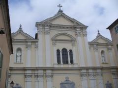 Eglise Sainte-Marie, ancienne cathédrale -  Bastia - Citadelle - PROTOCATHÉDRALE SAINTE-MARIE DE L'ASSOMPTION (XVII cent)