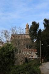 Eglise Saint-Martin - English: Patrimonio (Haute-Corse)