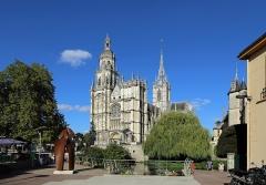 Cathédrale Notre-Dame - Nederlands: Évreux (departement Eure, Frankrijk): de Notre-Dame kathedraal