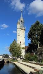 Tour de l'Horloge - Français:   Évreux (département de l\'Eure, France): la Tour de l\'Horloge