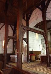 Eglise Saint-Christophe - Français:   Charpente indépendante - Église Saint-Christophe - Reuilly - Eure (27)