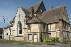 Ancienne église Saint-Laurent - Deutsch:   Kirche Saint-Laurent in Verneuil-sur-Avre im Département Eure (Region Normandie/Frankreich)