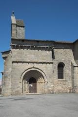 Eglise Saint-Martin - Deutsch:   Katholische Kirche Saint-Martin in Compreignac im Département Haute-Vienne (Nouvelle-Aquitaine/Frankreich), Portal
