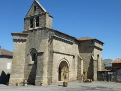 Eglise Saint-Martin - Français:   Extérieur