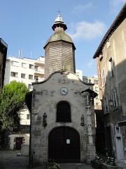 Chapelle Saint-Aurélien -  chapelle_saint_aurelien