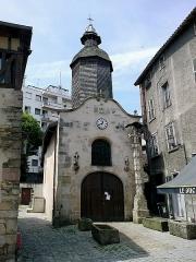 Chapelle Saint-Aurélien -  Haute-Vienne Limoges Rue De La Boucherie Chapelle Saint-Aurelien 28052012