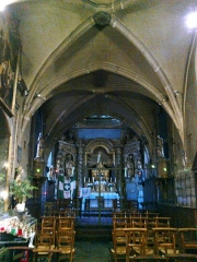 Chapelle Saint-Aurélien -  Haute-Vienne Limoges Rue De La Boucherie Chapelle Saint-Aurelien Choeur 28052012