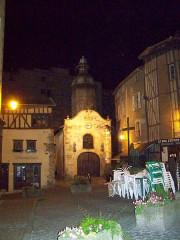 Chapelle Saint-Aurélien -  limoges_chapelle_saint_aurelien