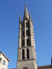 Eglise Saint-Michel-des-Lions -  clocher_saint_michel_des_lions