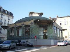 Ancien pavillon frigorifique, dit pavillon du Verdurier -  pavillon_verdurier