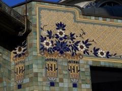Ancien pavillon frigorifique, dit pavillon du Verdurier -  pavillon_verdurier_detail_1