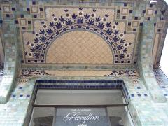 Ancien pavillon frigorifique, dit pavillon du Verdurier -  pavillon_verdurier_detail_2