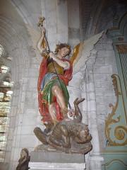Eglise Notre-Dame - Français:   intérieur