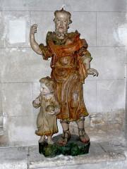 Eglise Notre-Dame - Français:   Sculpture