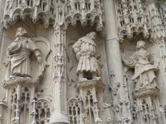 Eglise Notre-Dame - Français:   Sculptures