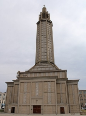 Eglise Saint-Joseph - L'église St-joseph