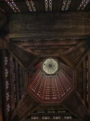 Eglise Saint-Joseph - Intérieur du clocher