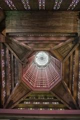 Eglise Saint-Joseph - Le clocher