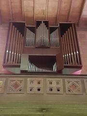 Eglise Saint-Joseph - Deutsch: Orgel der Kirche St. Josef, Le Havre