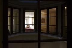 Immeuble (ancienne maison de l'Armateur, actuellement Musée de l'Armement naval) - La Maison de l'armateur  au Havre: l'entresol.