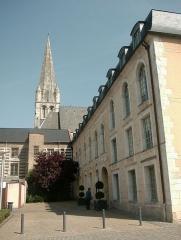 Ancienne abbaye - English:   Abtei von Montivilliers Datum: 02.05.2011 Urheber: M. Pfeiffer alias Gordito1869 Quelle: privates Fotoarchiv des Urhebers