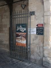 Ancienne abbaye - Deutsch:   Abtei von Montivilliers, Zugang Datum: 02.05.2011 Urheber: M. Pfeiffer alias Gordito1869 Quelle: privates Fotoarchiv des Urhebers