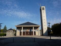 Eglise du Sacré-Coeur -  Eglise du Sacré-Coeur