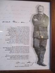 Maison natale de Victor Hugo - Français:   Poème \