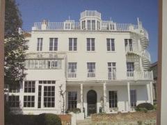 Maison natale de Victor Hugo - Français:   Hauteville House - Guernesey ( document de la maison natale de Victor Hugo de Besançon )