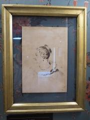 Maison natale de Victor Hugo - Français:   Sophie Trébuchet (mère de Victor Hugo) - Maison natale Victor Hugo