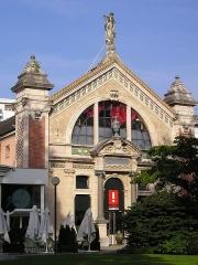 Théatre municipal -  Nouveau Théâtre/Centre Dramatique National de Besançon